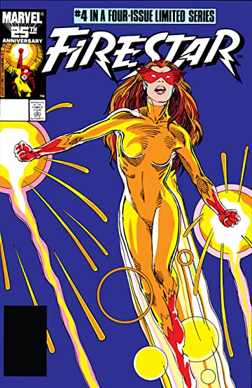 Firestar (1986) #4 (of 4)