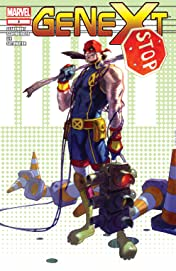 GeNEXT (2008) #2 (of 5)
