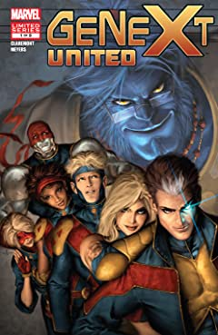 GeNEXT: United (2009) #1 (of 5)
