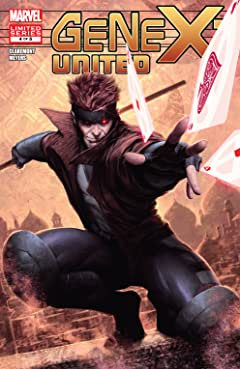 GeNEXT: United (2009) #4 (of 5)