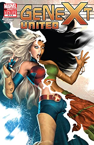 GeNEXT: United (2009) #5 (of 5)