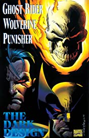 Ghost Rider/Wolverine/Punisher: The Dark Design (1994) #1