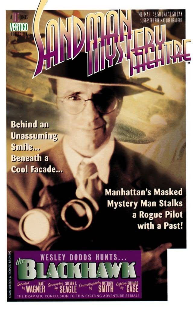 Sandman Mystery Theatre (1993-1999) #48