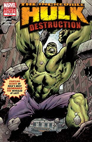 Hulk: Destruction (2005) #1 (of 4)