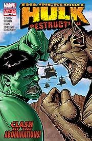 Hulk: Destruction (2005) #2 (of 4)