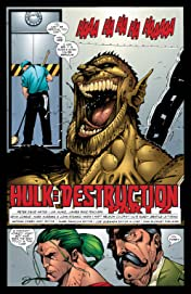 Hulk: Destruction (2005) #2 (of 4)
