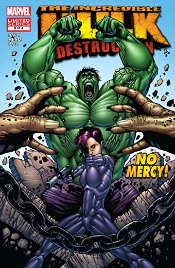 Hulk: Destruction (2005) #3 (of 4)