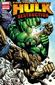 Hulk: Destruction (2005) #4 (of 4)