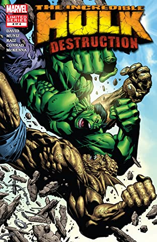 Hulk: Destruction (2005) #4 (of 4)