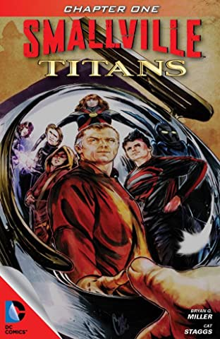 Smallville: Titans #1 (of 4)