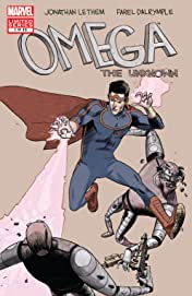 Omega: The Unknown (2007-2008) #1 (of 10)