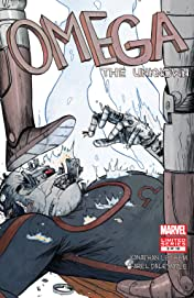 Omega: The Unknown (2007-2008) #3 (of 10)