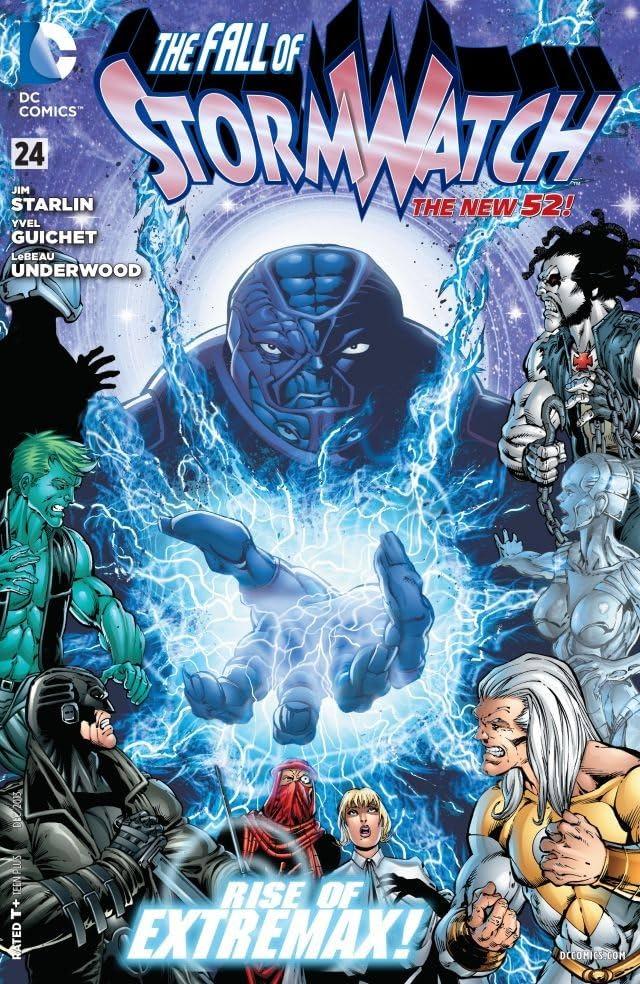 Stormwatch (2011-2014) #24