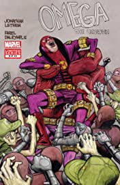 Omega: The Unknown (2007-2008) #9 (of 10)