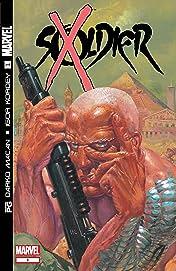 Soldier X (2002-2003) #1