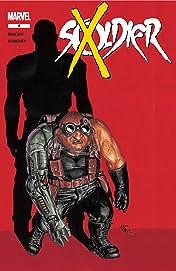 Soldier X (2002-2003) #4