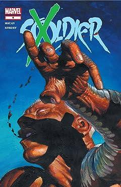 Soldier X (2002-2003) #6