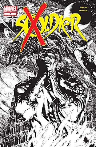 Soldier X (2002-2003) #8