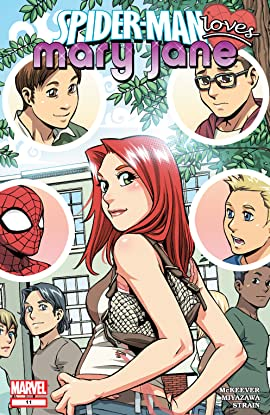 Spider-Man Loves Mary Jane (2005-2007) #11