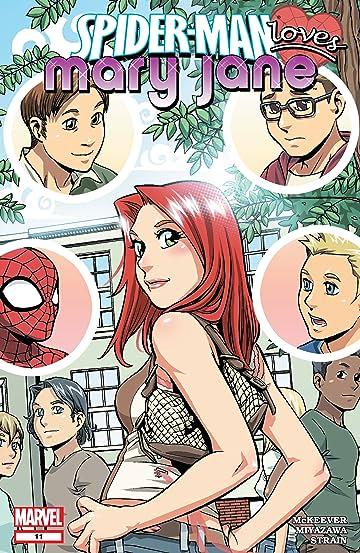 Spider-Man Loves Mary Jane (2005-2007) #11