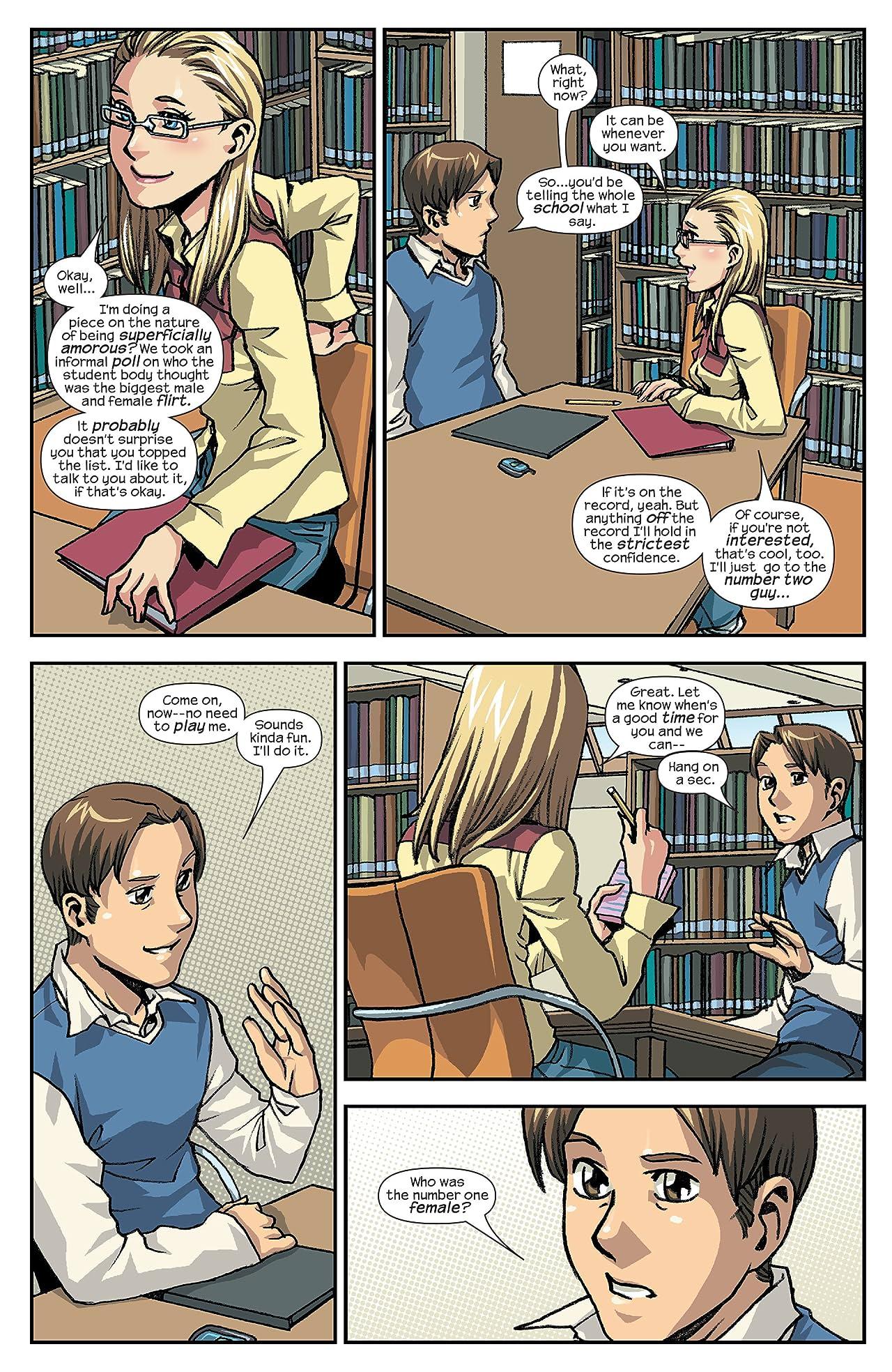 Spider-Man Loves Mary Jane (2005-2007) #12