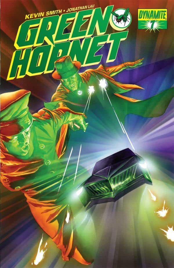 Kevin Smith's Green Hornet No.7