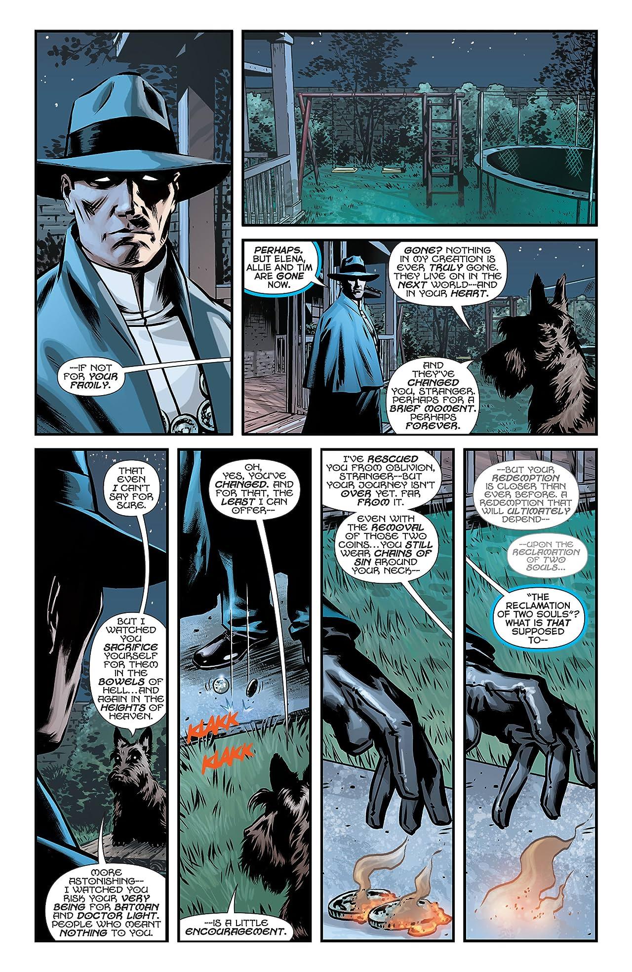 The Phantom Stranger (2012-2014) #12