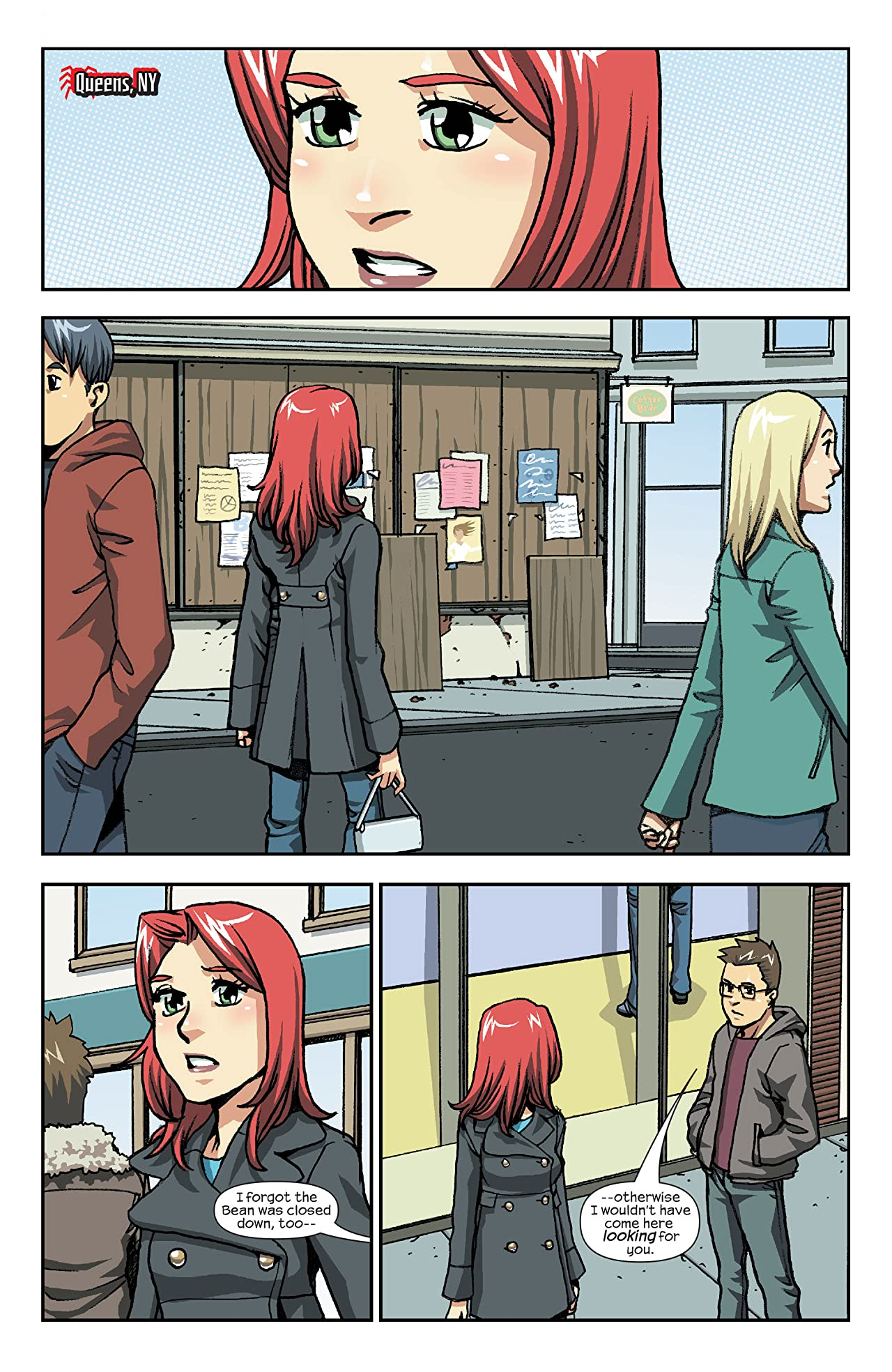 Spider-Man Loves Mary Jane (2005-2007) #15