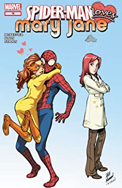 Spider-Man Loves Mary Jane (2005-2007) #16
