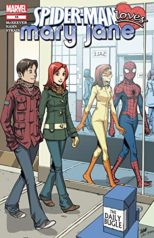 Spider-Man Loves Mary Jane (2005-2007) #18