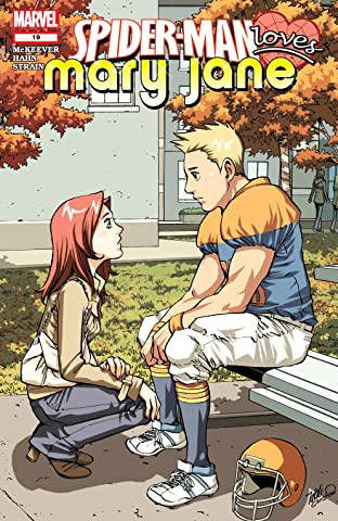 Spider-Man Loves Mary Jane (2005-2007) No.19