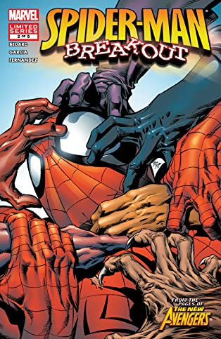 Spider-Man: Breakout (2005) #2 (of 5)