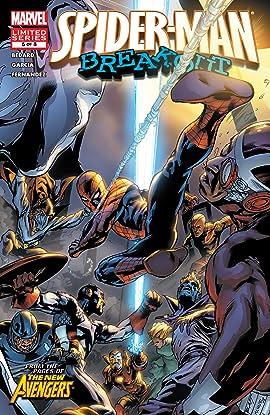 Spider-Man: Breakout (2005) #5 (of 5)