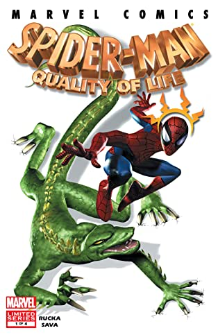 Spider-Man: Quality of Life (2002) #1 (of 4)
