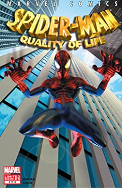 Spider-Man: Quality of Life (2002) #2 (of 4)