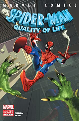 Spider-Man: Quality of Life (2002) #3 (of 4)