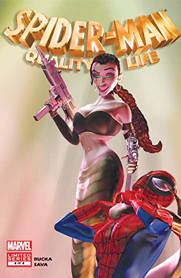 Spider-Man: Quality of Life (2002) #4 (of 4)