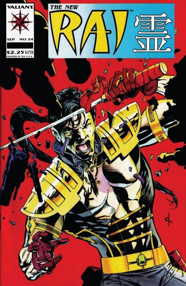 Rai (1992-1995) #24