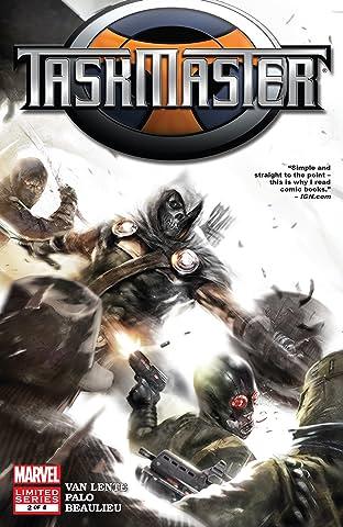 Taskmaster (2010) #2 (of 4)