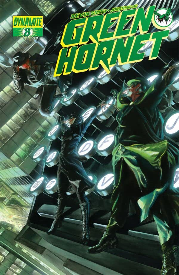 Kevin Smith's Green Hornet #8