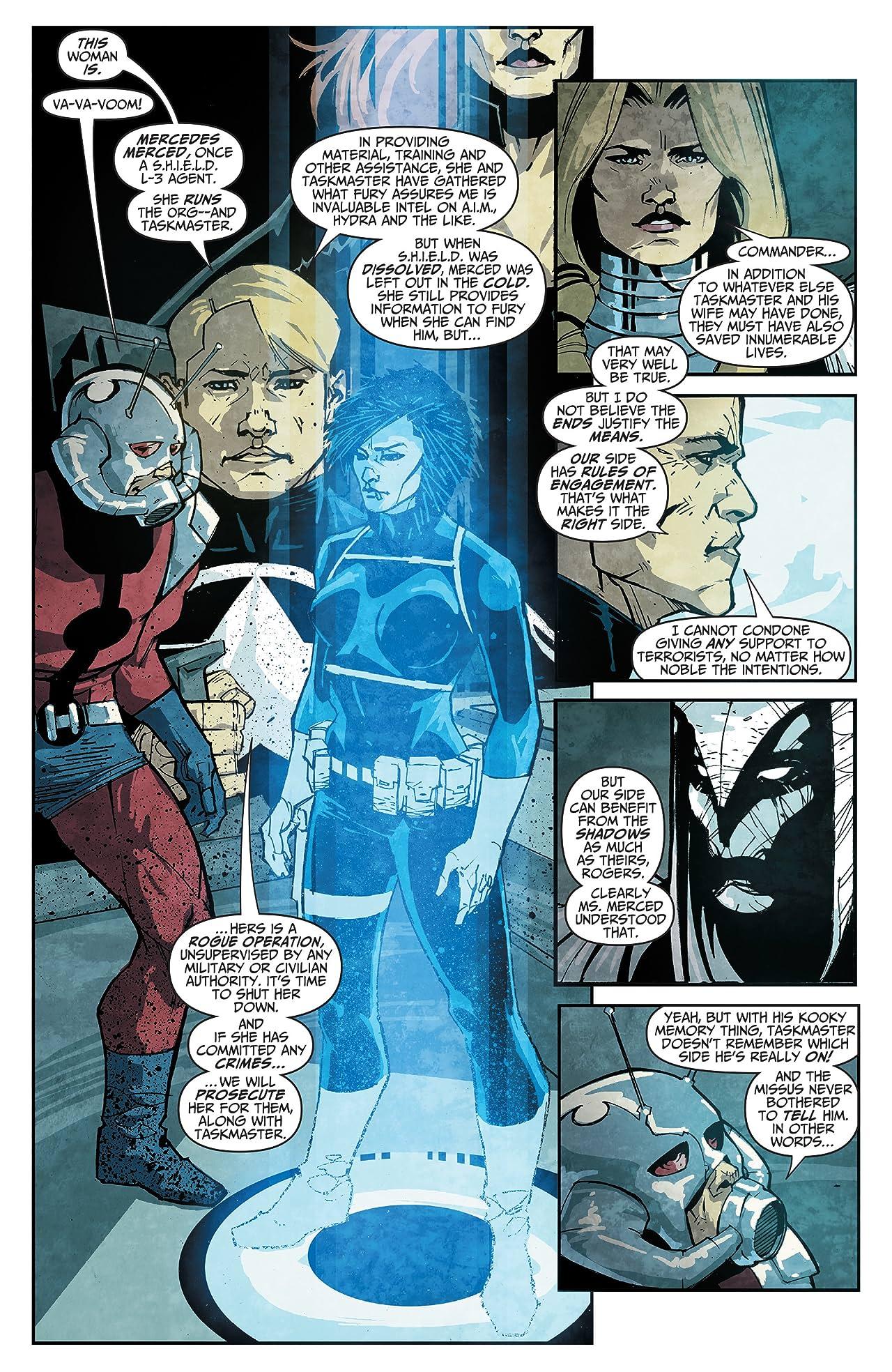 Taskmaster (2010) #4 (of 4)