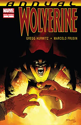 Wolverine Annual: Deathsong (2007) #1