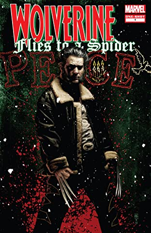 Wolverine Holiday Special: Flies To A Spider (2008) No.1