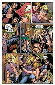 Wolverine Holiday Special: Flies To A Spider (2008) #1