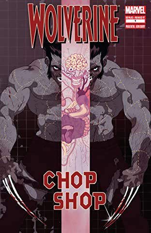 Wolverine: Chop Shop (2008) No.1