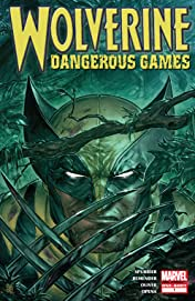 Wolverine: Dangerous Games (2008) #1