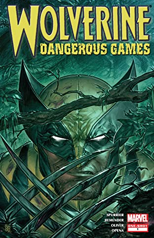 Wolverine: Dangerous Games (2008) No.1