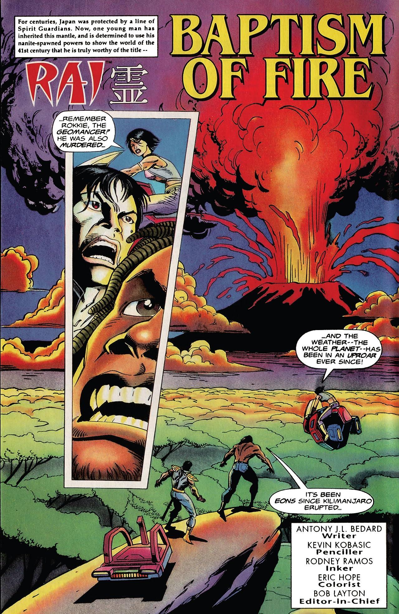 Rai (1992-1995) #28