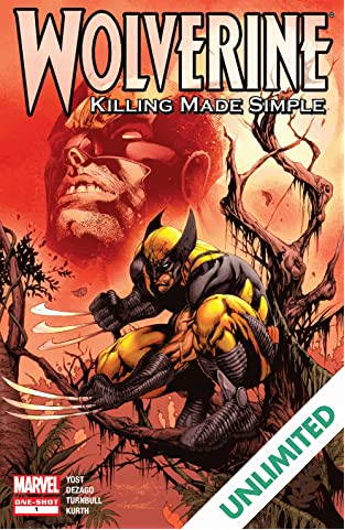 Wolverine: Killing Made Simple (2008) #1