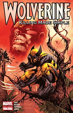 Wolverine: Killing Made Simple (2008) No.1